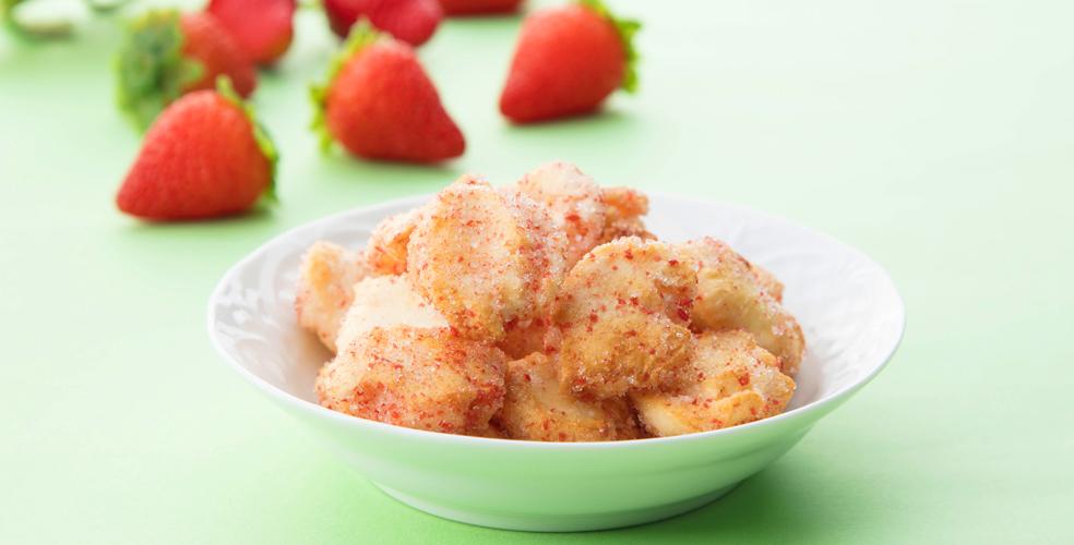 季の米菓 いちご